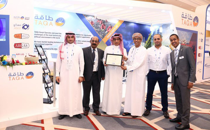 TAQA at the Hydraulic Fracturing Technology Conference and Exhibition
